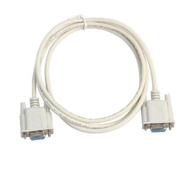 DB9 9 pin Serial RS232 Extension M//F Male to Female Cable 5 foot 5 ft length